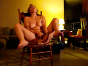Horny MILF Uses Sex Toys On Her Beautiful Pussy